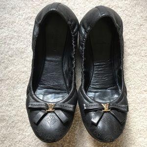 Louis Vuitton Mahina Ballet Flats